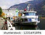 zell am see  austria   may 20 ... | Shutterstock . vector #1231691896