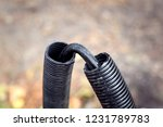 electrical cable of high... | Shutterstock . vector #1231789783