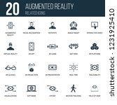 simple set of 20 augmented...