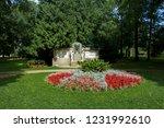Memorial Of Famous German Poet...