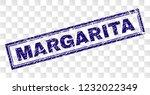 margarita stamp seal imprint... | Shutterstock .eps vector #1232022349