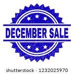 december sale stamp seal... | Shutterstock .eps vector #1232025970