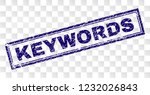 keywords stamp seal print with... | Shutterstock .eps vector #1232026843