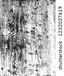 distressed overlay wooden... | Shutterstock .eps vector #1232037619