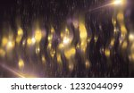 abstract gold elegant... | Shutterstock . vector #1232044099