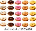 american,bakery,baking,batter,breakfast,cake,caramel,chocolate,coffee,cops,deep fried,diet,donut,dough-nut,dunking