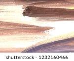 abstract acrylic creative... | Shutterstock . vector #1232160466