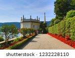 isola bella lago maggiore... | Shutterstock . vector #1232228110