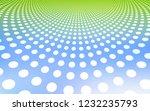 light blue  green vector layout ... | Shutterstock .eps vector #1232235793
