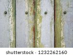 iron background with ... | Shutterstock . vector #1232262160