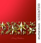 happy new year to winter... | Shutterstock . vector #1232267233