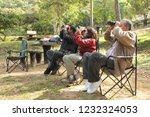 caracas venezuela october 27 ... | Shutterstock . vector #1232324053