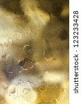 Abstract Shapes Of Oil And...