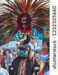 mexico city  mexico   december... | Shutterstock . vector #1232335660