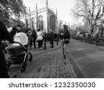 cambridge  uk   circa october... | Shutterstock . vector #1232350030