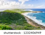 pointe des chateaux  grande... | Shutterstock . vector #1232406949