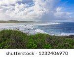 pointe des chateaux  grande... | Shutterstock . vector #1232406970