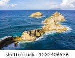 pointe des chateaux  grande... | Shutterstock . vector #1232406976