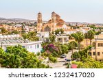View Of The City Of Paphos In...
