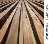 wood plank brown texture... | Shutterstock . vector #123247348