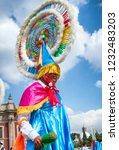 mexico city  mexico   december... | Shutterstock . vector #1232483203
