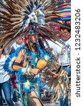 mexico city  mexico   december... | Shutterstock . vector #1232483206