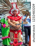 mexico city  mexico   december... | Shutterstock . vector #1232483209