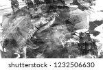 brush stroke and texture.... | Shutterstock . vector #1232506630