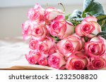 Large Romantic Bouquet Of...