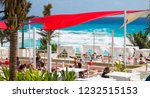 mexico  cancun   february 15 ... | Shutterstock . vector #1232515153