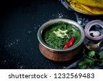 sarson ka saag and makki ki...   Shutterstock . vector #1232569483