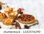 background with various...   Shutterstock . vector #1232576290