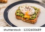 close up food photography of an ... | Shutterstock . vector #1232600689
