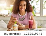 people  nutrition and lifestyle ... | Shutterstock . vector #1232619343
