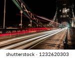 tower bridge  london. slow... | Shutterstock . vector #1232620303
