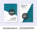 modern cover design template... | Shutterstock .eps vector #1232635450