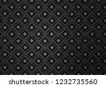 dark black vector texture with... | Shutterstock .eps vector #1232735560