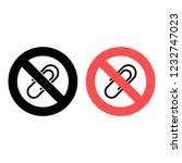 paper clip ban  prohibition...