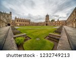 oxford  england   may 15  2009  ... | Shutterstock . vector #1232749213