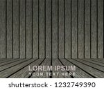wood board texture   abstract... | Shutterstock .eps vector #1232749390