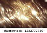 abstract gold elegant... | Shutterstock . vector #1232772760