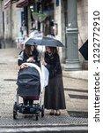 jerusalem  israel   march 9 ... | Shutterstock . vector #1232772910
