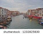 venice  italy   july  2014 ... | Shutterstock . vector #1232825830