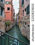 venice  italy   july  2014 ... | Shutterstock . vector #1232825833