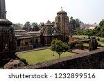 Upper Side View Lingaraja Temple - Fine Art prints