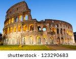 Colosseo   Roma   Lazio  ...