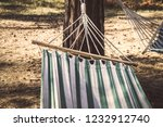 hammocks   great for topics... | Shutterstock . vector #1232912740