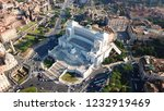 aerial drone view of iconic...   Shutterstock . vector #1232919469