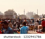 sunday 18 11 2018 new delhi... | Shutterstock . vector #1232941786