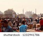 sunday 18 11 2018 new delhi... | Shutterstock . vector #1232941786